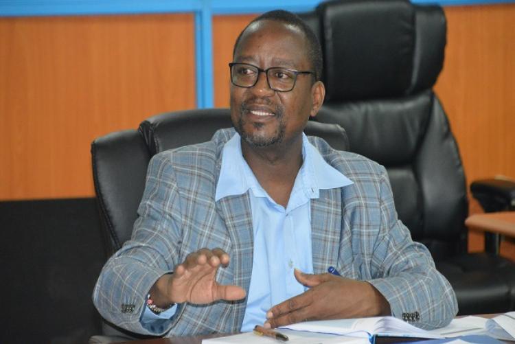 Internal Audit Departmental meeting and it's Highlights - Venue: KENET Date: 13-03-2020