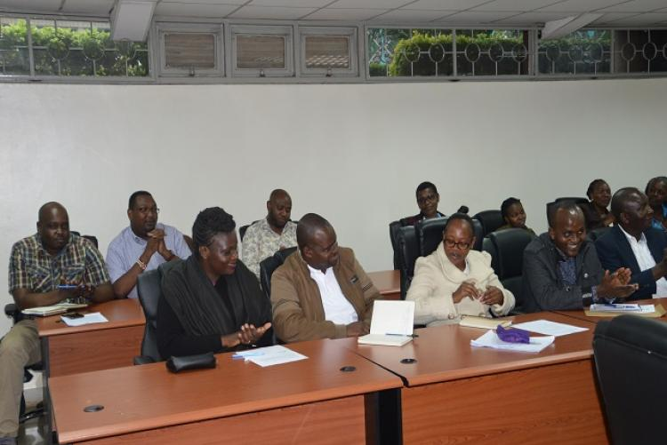 Members contributing to the Agenda