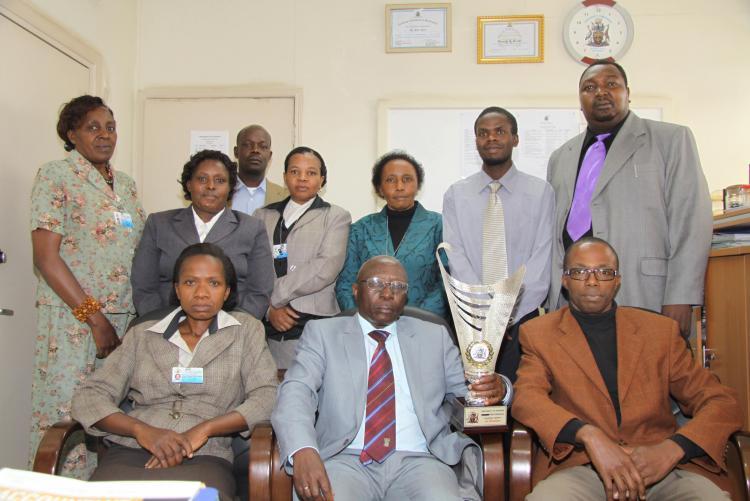 Internal Audit Department staff